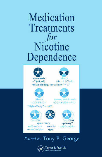 Medication Treatments for Nicotine Dependence book cover