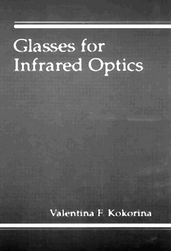 Glasses for Infrared Optics book cover