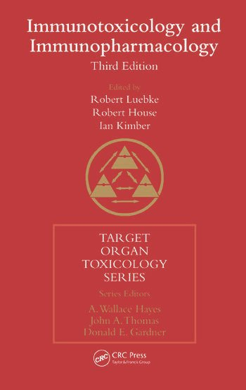 Immunotoxicology and Immunopharmacology book cover