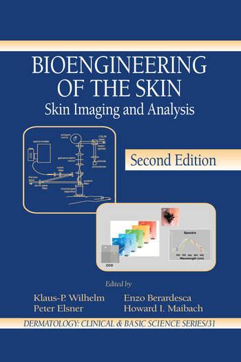 Bioengineering of the Skin Skin Imaging & Analysis book cover