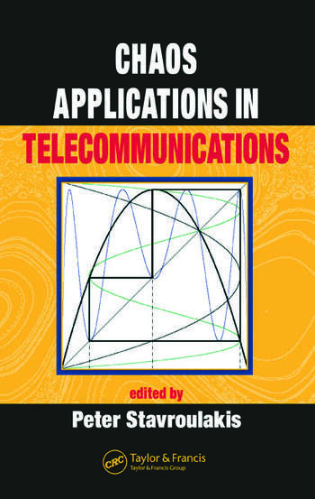 Chaos Applications in Telecommunications book cover