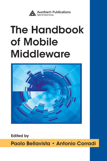 The Handbook of Mobile Middleware book cover