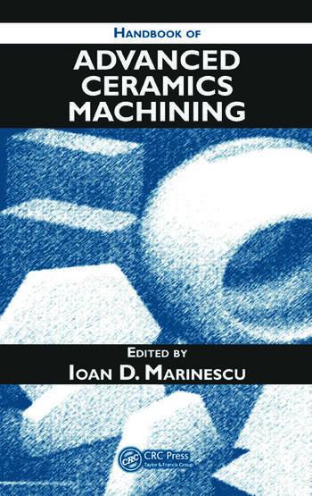 Handbook of Advanced Ceramics Machining book cover