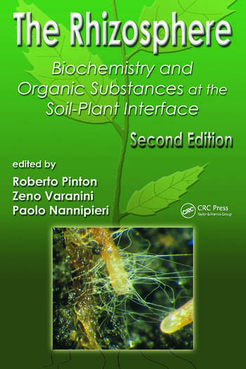 The rhizosphere biochemistry and organic substances at for What substances are in soil