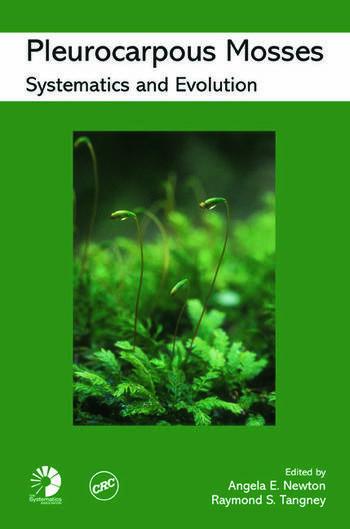 Pleurocarpous Mosses Systematics and Evolution book cover