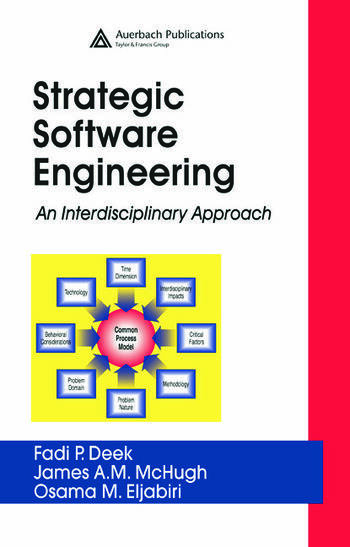 Strategic Software Engineering An Interdisciplinary Approach book cover