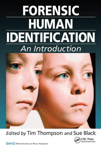 Forensic Human Identification An Introduction book cover