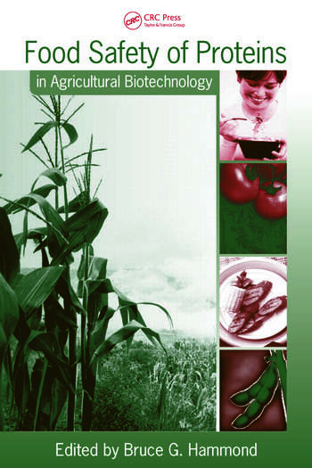 Food Safety of Proteins in Agricultural Biotechnology book cover