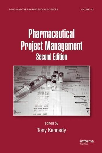 Pharmaceutical Project Management book cover