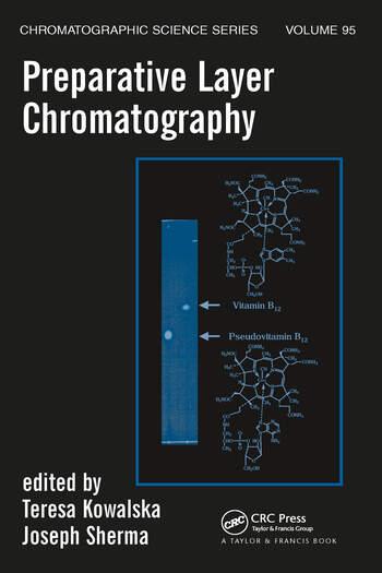 Preparative Layer Chromatography book cover