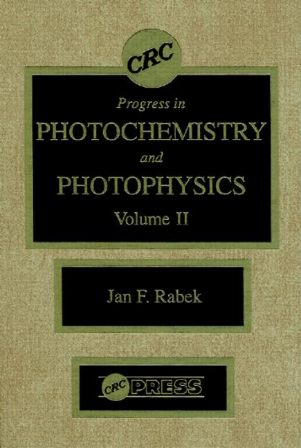 Photochemistry and Photophysics, Volume II book cover