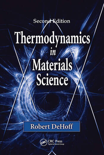thermodynamics in materials science crc press book rh crcpress com Science Fair Projects On Sound Rare Science Fair Projects