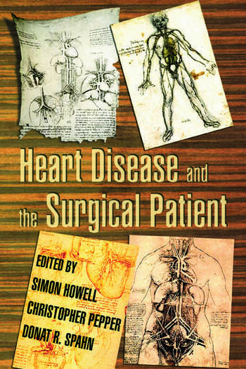 Heart Disease and the Surgical Patient book cover