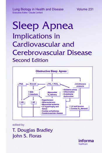 Sleep Apnea Implications in Cardiovascular and Cerebrovascular Disease book cover