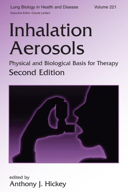 Inhalation Aerosols Physical and Biological Basis for Therapy book cover