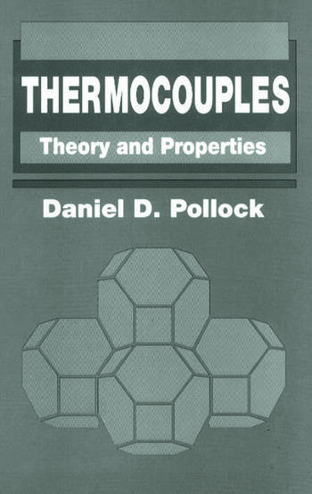 Thermocouples Theory and Properties book cover