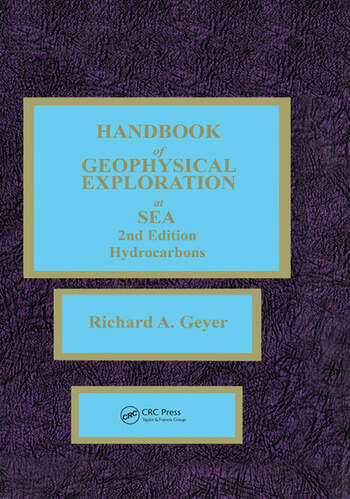 Handbook of Geophysical Exploration at Sea book cover