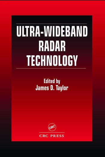 Ultra-wideband Radar Technology book cover