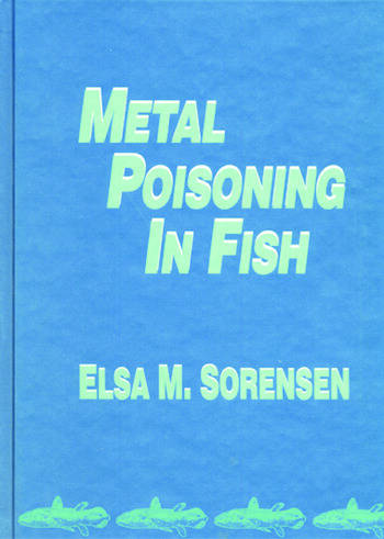 Metal Poisoning in Fish book cover
