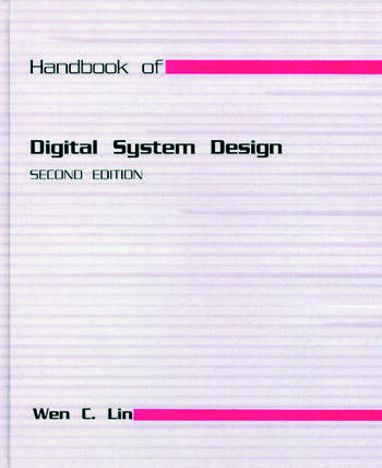 CRC Handbook of Digital System Design, Second Edition book cover