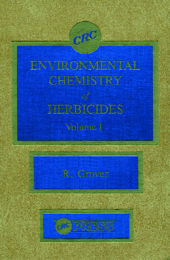 Environmental Chemistry of Herbicides book cover