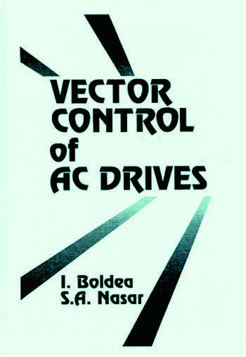 Vector Control of AC Drives book cover
