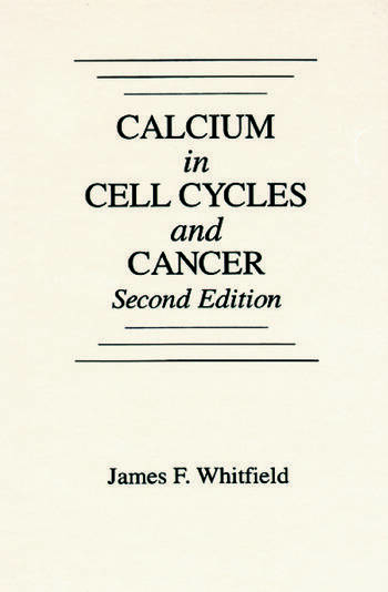 Calcium in Cell Cycles and Cancer book cover
