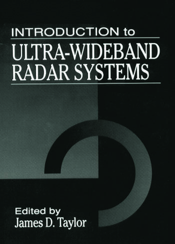 Introduction to Ultra-Wideband Radar Systems book cover