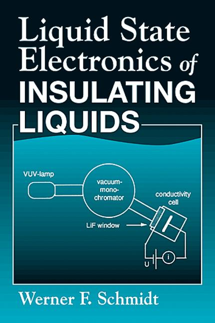 Liquid State Electronics of Insulating Liquids book cover