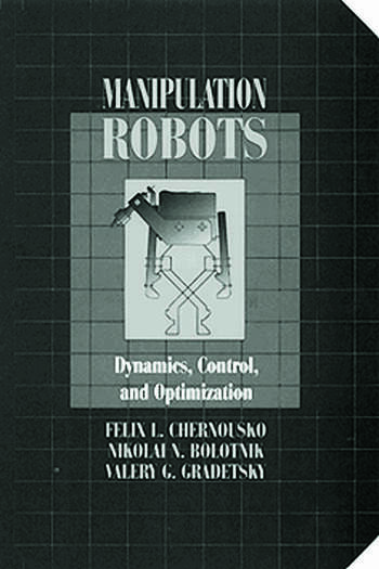 Manipulation RobotsDynamics, Control, and Optimization book cover