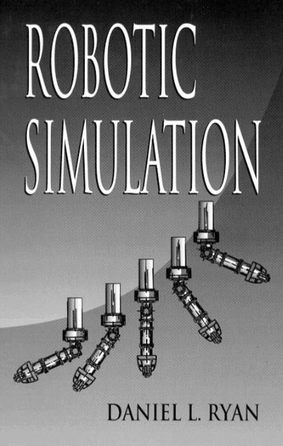 Robotic Simulation book cover