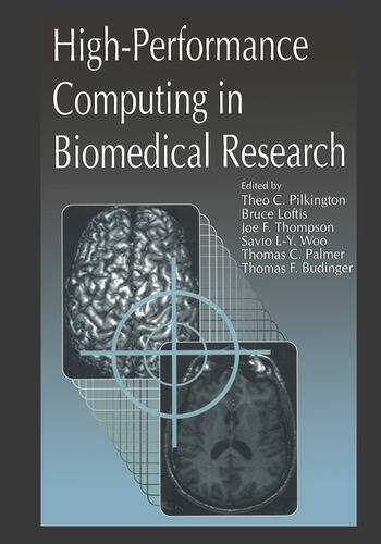 High-Performance Computing in Biomedical Research book cover