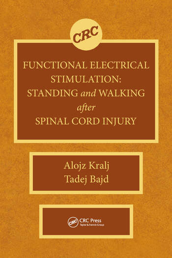 Functional Electrical Stimulation Standing and Walking After Spinal Cord Injury book cover