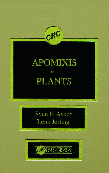 Apomixis in Plants book cover