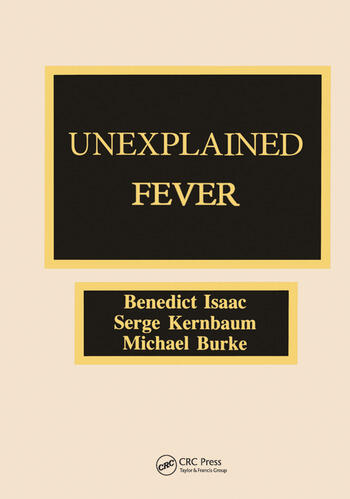 Unexplained Fever book cover