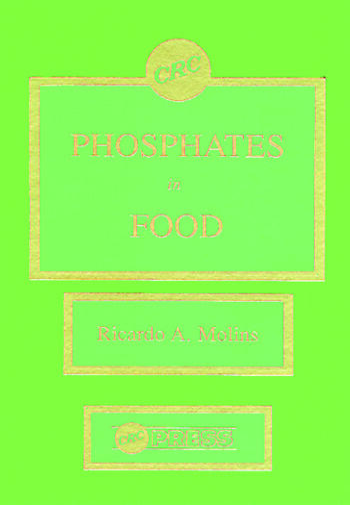 Phosphates in Food book cover
