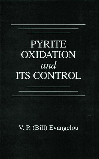 Pyrite Oxidation and Its Control book cover