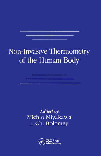 Non-Invasive Thermometry of the Human Body book cover