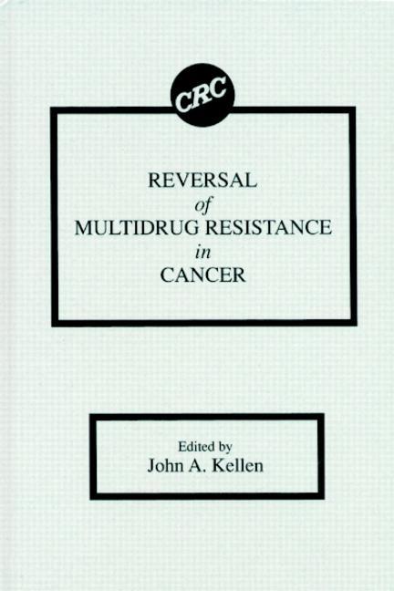 Reversal of Multidrug Resistance in Cancer book cover