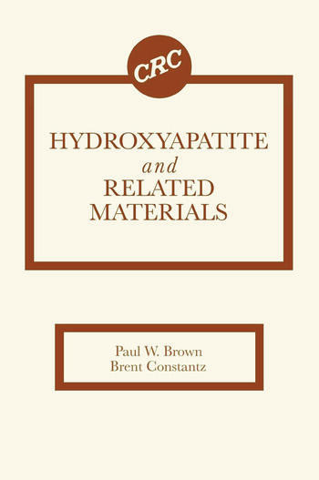 Hydroxyapatite and Related Materials book cover