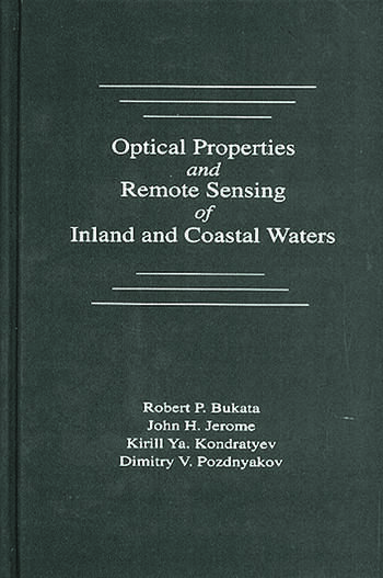 Optical Properties and Remote Sensing of Inland and Coastal Waters book cover
