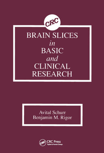 Brain Slices in Basic and Clinical Research book cover