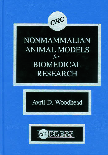 Nonmammalian Animal Models for Biomedical Research book cover