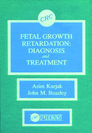 Fetal Growth Retardation Diagnosis and Treatment book cover