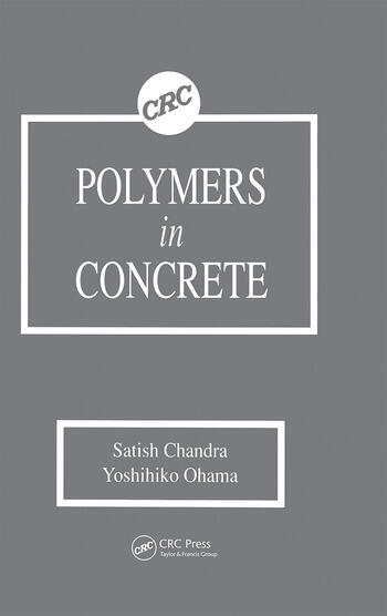 Polymers in Concrete book cover