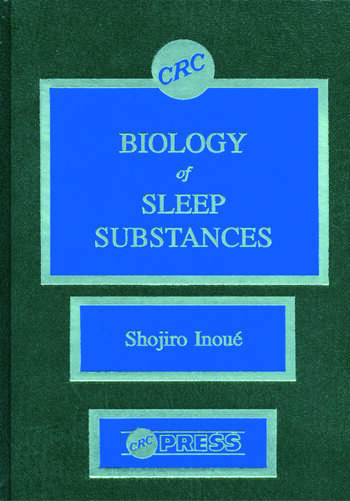 Biology of Sleep Substances book cover
