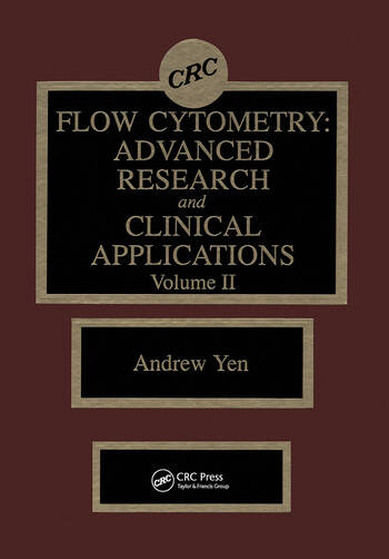 Flow Cytometry Advanced Research and Clinical Applications, Volume II book cover