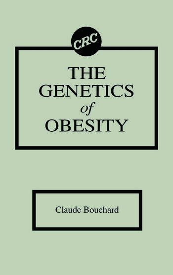 The Genetics of Obesity book cover