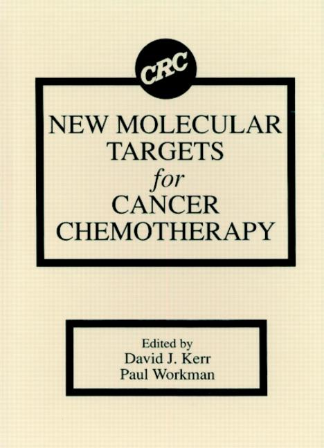 New Molecular Targets for Cancer Chemotherapy book cover