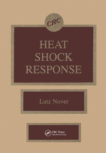 Heat Shock Response book cover